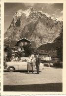 SUISSE GRINDEWALD Interlaken-Oberhasli 31 AOUT 1956 VOITURE - Places