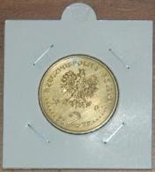 2 Zlote 2002 - Poland Coin (Soccer Korea - Japan World Cup) - Poland