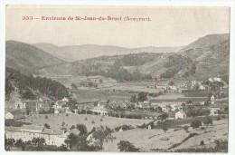 CPA 48 LOZERE - Environs De St Jean Du Bruel - Francia