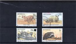 1987 Botswana - Animali - Botswana (1966-...)