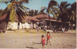 POSTAL DE BARRANQUILLA DEL PRADO MAR EN PUERTO COLOMBIA - BALNEARIO AÑO 1965 (EDIC. MOVIFOTO) (COLOMBIA) - Colombia