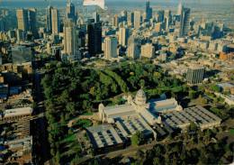 MELBOURNE   THE ROYAL EXHIBITION BUILDING         MAXI-CARD  (VIAGGIATA) - Melbourne