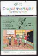 REVUE: CARTES POSTALES ET COLLECTION, N°120, MARS AVRIL 1988 - Français