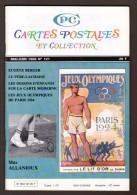 REVUE: CARTES POSTALES ET COLLECTION, N°121, Mai Juin 1988 - French