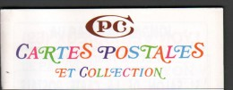 REVUE: CARTES POSTALES ET COLLECTION, N°124, NOV DEC 1988 - French