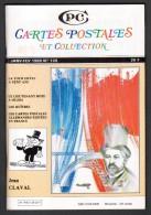 REVUE: CARTES POSTALES ET COLLECTION, N°125, JANV FEV 1989 - French
