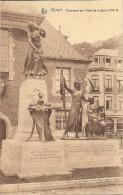 DINANT ..-- Monument élevé Aux 674 Victimes De La Barbarie Allemande . - Dinant