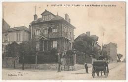 92 - ISSY-LES-MOULINEAUX - Rue D'Alembert Et Rue Du Fort - VB 2 - Issy Les Moulineaux