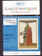 REVUE: CARTES POSTALES ET COLLECTION, N°130, 1989/6 - Français