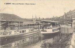 DINANT ..-- Bateaux Touristiques NAMUR - HASTIERE . 1913 Vers SIVRY . - Dinant