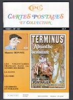REVUE: CARTES POSTALES ET COLLECTION, N°131, 1990/1 - Francés