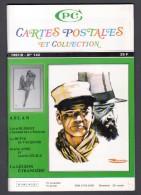 REVUE: CARTES POSTALES ET COLLECTION, N°142, 1991/6 - Francés