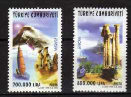 Turkey 2004 Europa - Holidays .MNH - 1921-... Republik
