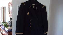 VESTE D UNIFORME DE GENDARME MARITIME - Uniforms