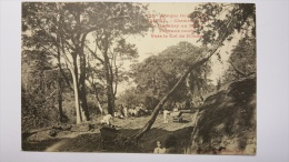 GUINEE 801 Chemin De Fer De KONAKRY Au NIGER Travaux Neufs Col KOUMI CPA Animee Postcard - Guinea
