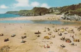 Cp , PAYS-de-GALLES , SWANSEA , The Sands , Caswell Bay - Pays De Galles