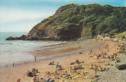 Cp , PAYS-de-GALLES , SWANSEA , Caswell Bay , Gower Peninsula - Pays De Galles