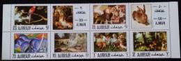 Ajman, 1971, Mi: 1099/106 (MNH) - Ajman