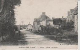 Lingreville-Maison Village Lhermitte.Sorel Edit.Rennes. - Autres Communes