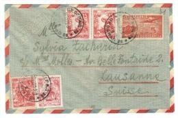 Yougoslavie // Yugoslavija // Lettre Pour La Suisse - Entiers Postaux