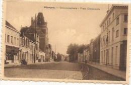 WIJNEGEM:  Gemeenteplaats - Wijnegem