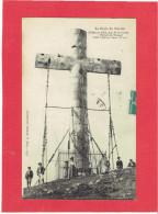 CHAMBERY 1910 LA CROIX DU NIVOLET CARTE EN BON ETAT - Chambery