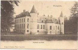 WIJNEGEM:  Kasteel Van Pull - Wijnegem