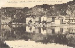 DINANT ..--  Place De Meuse . - Dinant