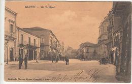Italy: Postcard From Giarre To Valletta, Malta, 30 December 1905 - Italy