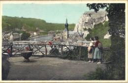 DINANT ..--  Grottes Et Tour De MONT - FAT .écrite De VRIGNE AU BOIS .1952 . - Dinant