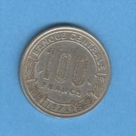 100 Francs Cameroun / Cameroon 1972 - Cameroon