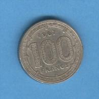100 Francs Etat Du Cameroun / Cameroon State 1967 - Cameroun