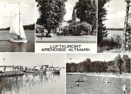 (G 122) - Arendsee - Altmark - Allemagne