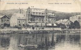 WAULSORT ..-- Grand ' Hôtel . Vers VRIGNE AU BOIS . Abimée Par Le Temps . - Hastière