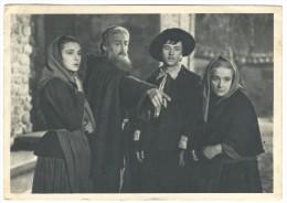 A. Manzoni,  I Promessi Sposi - Cap.VIII - Serie Televisive