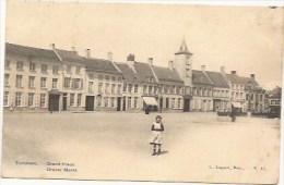 TURNHOUT: Groote Markt - Turnhout