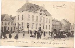 TURNHOUT: L'hotel De Ville - Turnhout