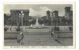 1936, Ascoli Piceno - S. Benedetto Del Tronto. - Piazzale Tommaso Di Savoia. - Ascoli Piceno