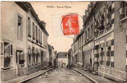 FR-61: EXMES: Rue De L'Eglise - Exmes