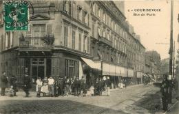 COURBEVOIE RUE DE PARIS - Courbevoie