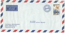 SAINT PIERRE ET MIQUELON - 1963 - Airmail - Bird, Somateria Mollissima - NORICA 1968 - Not Sent - St.Pierre Et Miquelon