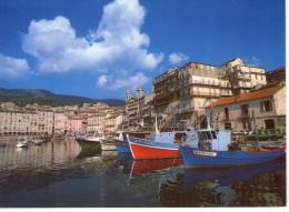 Corse.. Bastia.. Le Vieux Port Bateaux - Bastia