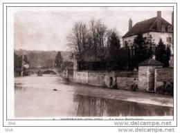 21. Cote D  ´or :  Montbard . La Sous Prefecture . - Montbard