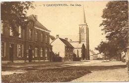 ´S GRAVEWEZEL: Kerk En Gemeentehuis - Schilde