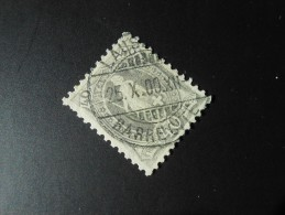 CH ZNr.69D  40C Kz Ll  Stehende Helvetia  1894 - 1882-1906 Coat Of Arms, Standing Helvetia & UPU