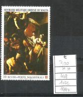 1994 SMOM ORDINE DI MALTA  Serie Completa    Nuovo ** MNH - Sovrano Militare Ordine Di Malta