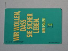 TELEFONKARTE - 2 SCAN  -   12  DM  (Nº13177) - Germania