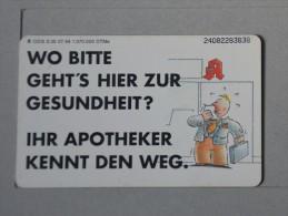 TELEFONKARTE - 2 SCAN  -   12  DM  (Nº13219) - Germany