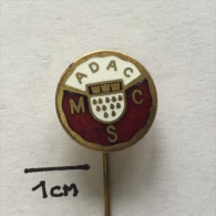 Badge (Pin) ZN001037 - Automobile (Car) Germany ADAC MCS Moto Sport Club Köln (Cologne) - Badges