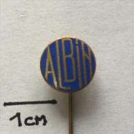 Badge / Pin ZN001039 - Boat / Ship Albin Motor - Boten